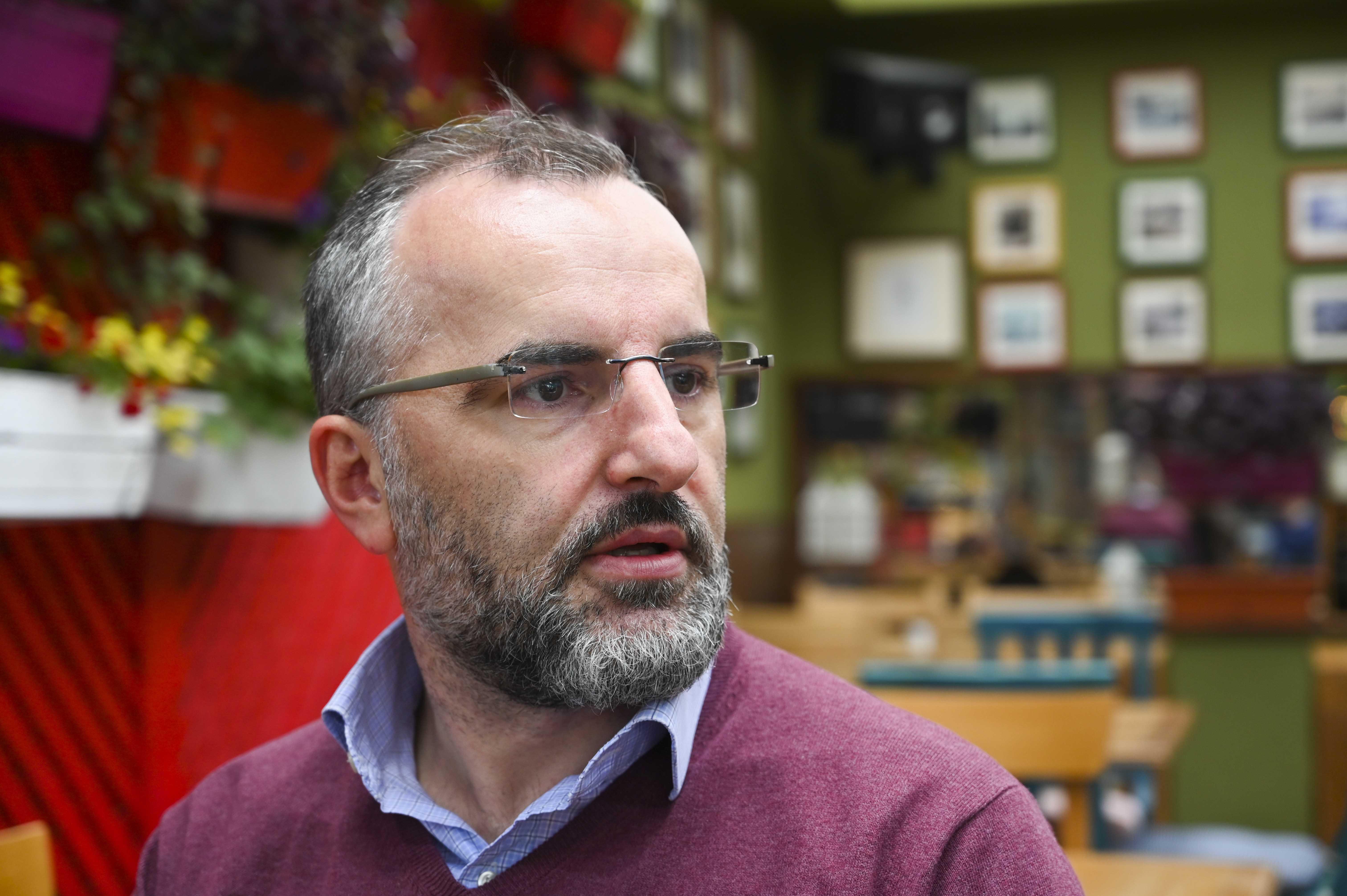 Arben Hajrullahu